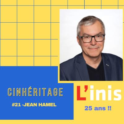 L'inis - 25 ans / avec Jean Hamel // CinHéritage cover