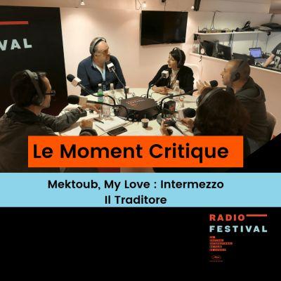 Mektoub, my love : Intermezzo et Il Traditore cover