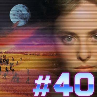 Décennie's -40- Dune cover