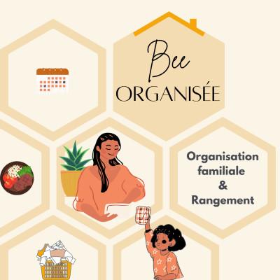 Bee Organisée - Organiser sa maison et sa vie cover