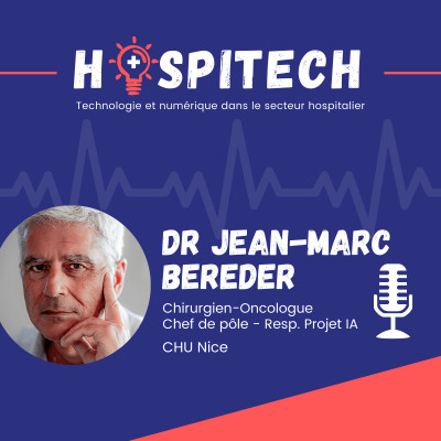 Dr Jean-Marc BEREDER-CHU Nice : La data science et l'IA m'éclairent sur les décisions à pre cover