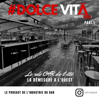 Podcast Dolce Vita by Infosbar#01 cover