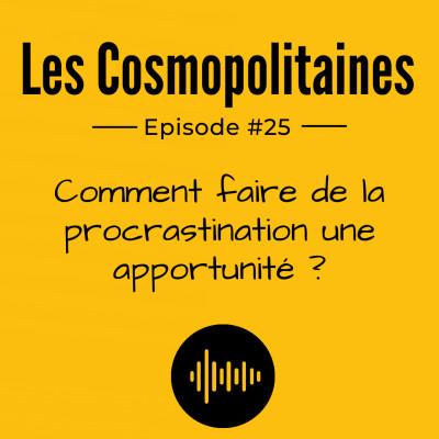 #25 - Comment faire de la procrastination une opportunité ? cover