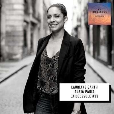 #39_Lauriane Barth_Auria Paris, Liberté, Egalité, Féminité cover