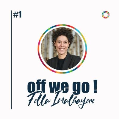 Fella Imalhayene - Les ODD, ou le plan d'action au service d'un monde durable cover