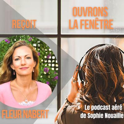 Fleur Nabert, sculpteur de la lumière ! cover