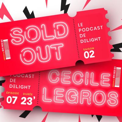 S02E07 – Cécile LEGROS, attachée de presse indépendante pour la scène et la musique cover