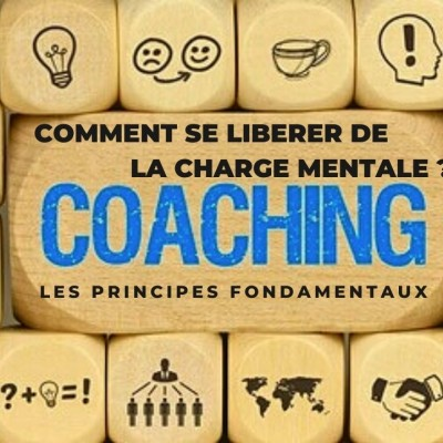 Coach Moi #2 La charge mentale cover