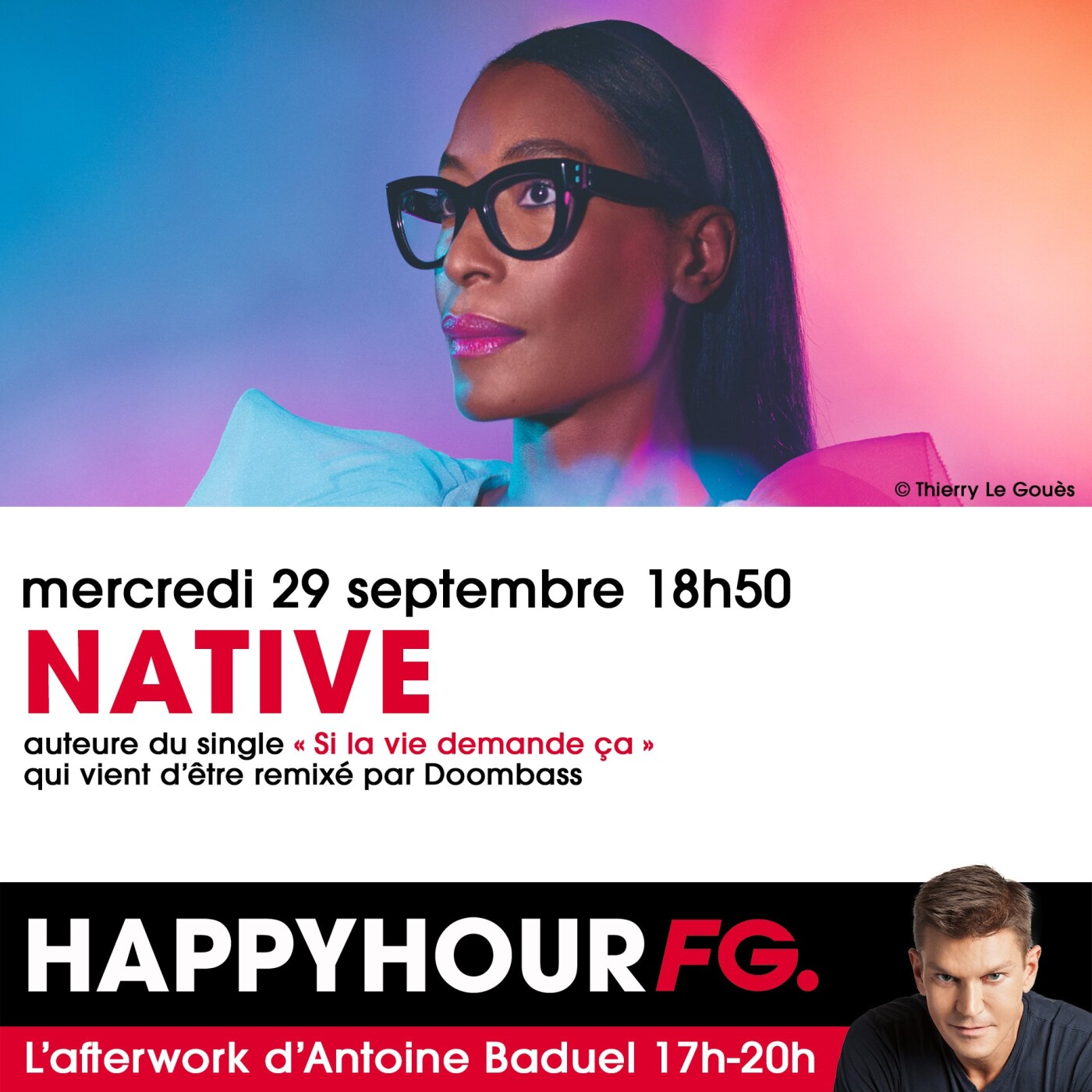 HAPPY HOUR INTERVIEW : NATIVE