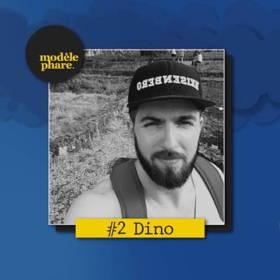 #2 Dino cover