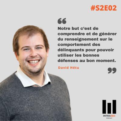 S2E02 - David Hétu - Conférence Forensik 2020 cover