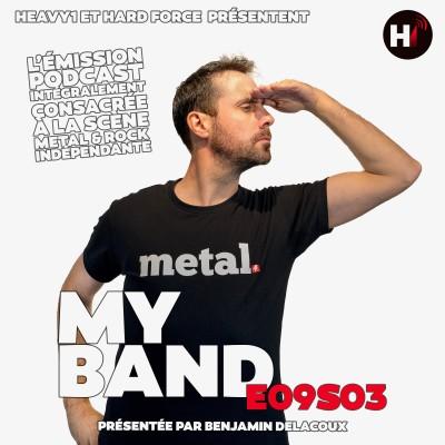 MyBand • Episode 9 Saison 3 cover