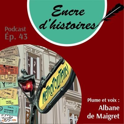 Épisode 43 : Le ticket de métro parisien. La fin d'un mythe cover