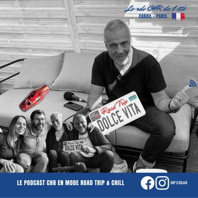 Dolce Vita Road Trip - Food & Drink Live x Corail Paris cover