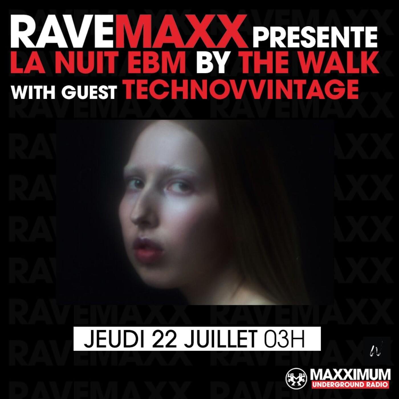 RAVEMAXX : TECHNOVINTAGE