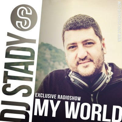 Dj Stady - My World  EP.1 | Exclusive Radio show | Paris cover