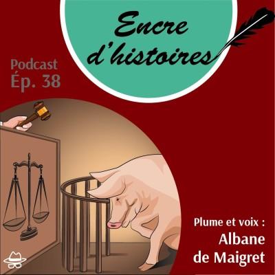 Épisode 38 : De l'étrange coutume des procès d'animaux cover