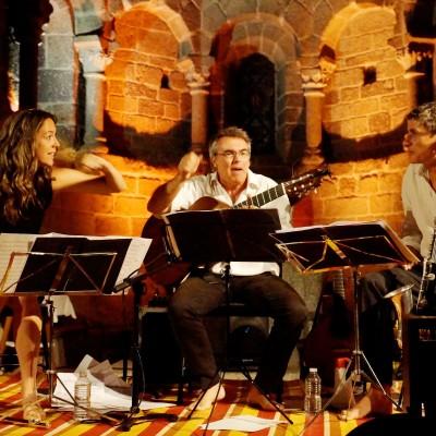 La Pause Musicale 1er avril 2021 Antoinette Trio cover