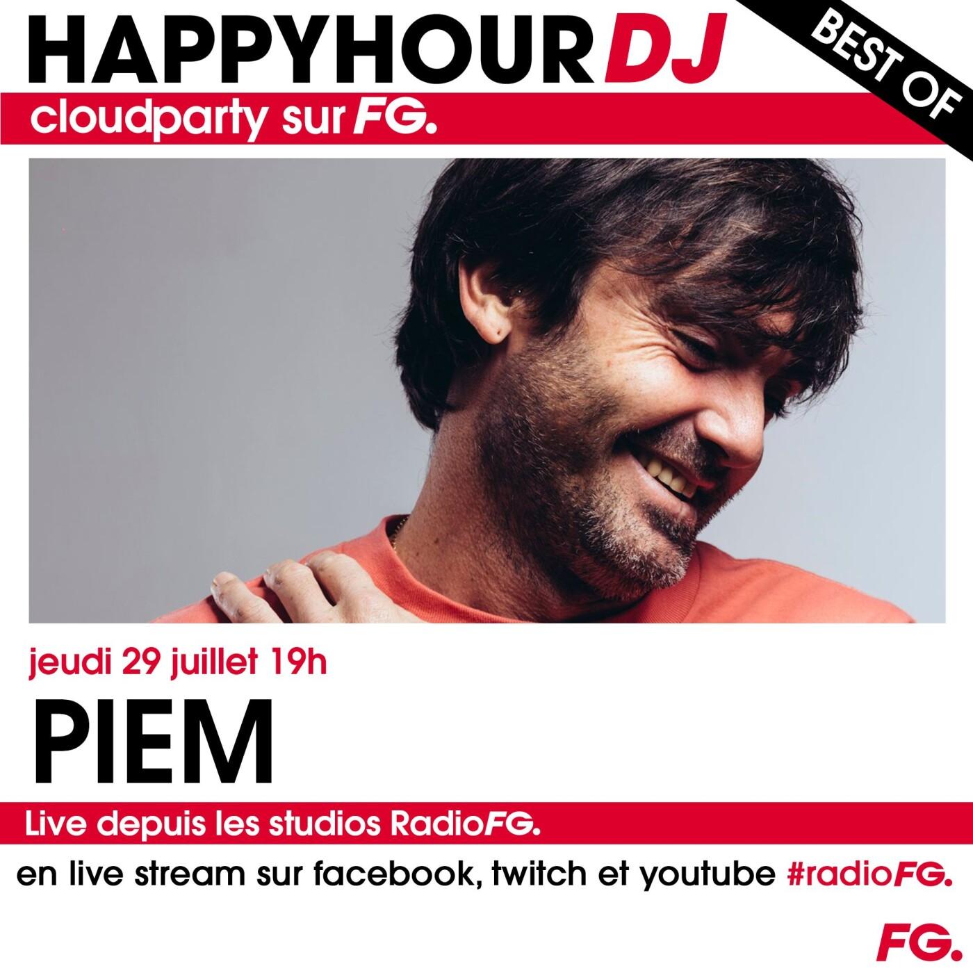 HAPPY HOUR DJ BEST OF : PIEM