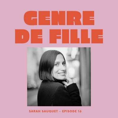 #16 - Sarah Sauquet, être prof de lettres et créer des appli pour donner envie de lire cover