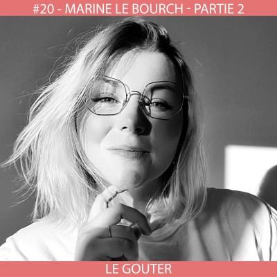 #09 - Carte Blanche - Marine Le Bourch Part 2 cover