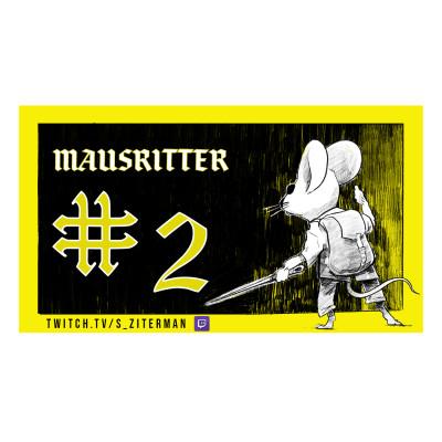 #JDR - Mausritter 🐭  Grabuge à Cuivre-Bois #2 cover