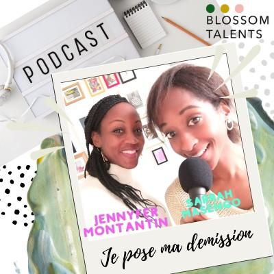 Je pose ma démission - avec Sarrah Masengo - Fondatrice de Time for Action cover
