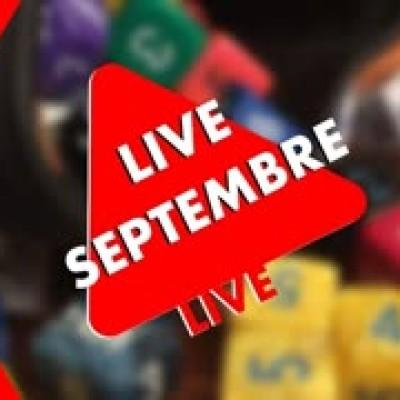 Live Septembre cover