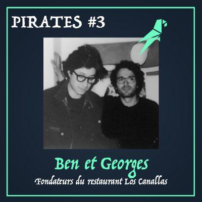 3. Ben & Georges - Ouvrir un restaurant à l'autre bout du monde entre copains cover