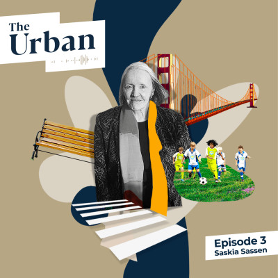 The battle for public space - with Saskia Sassen cover