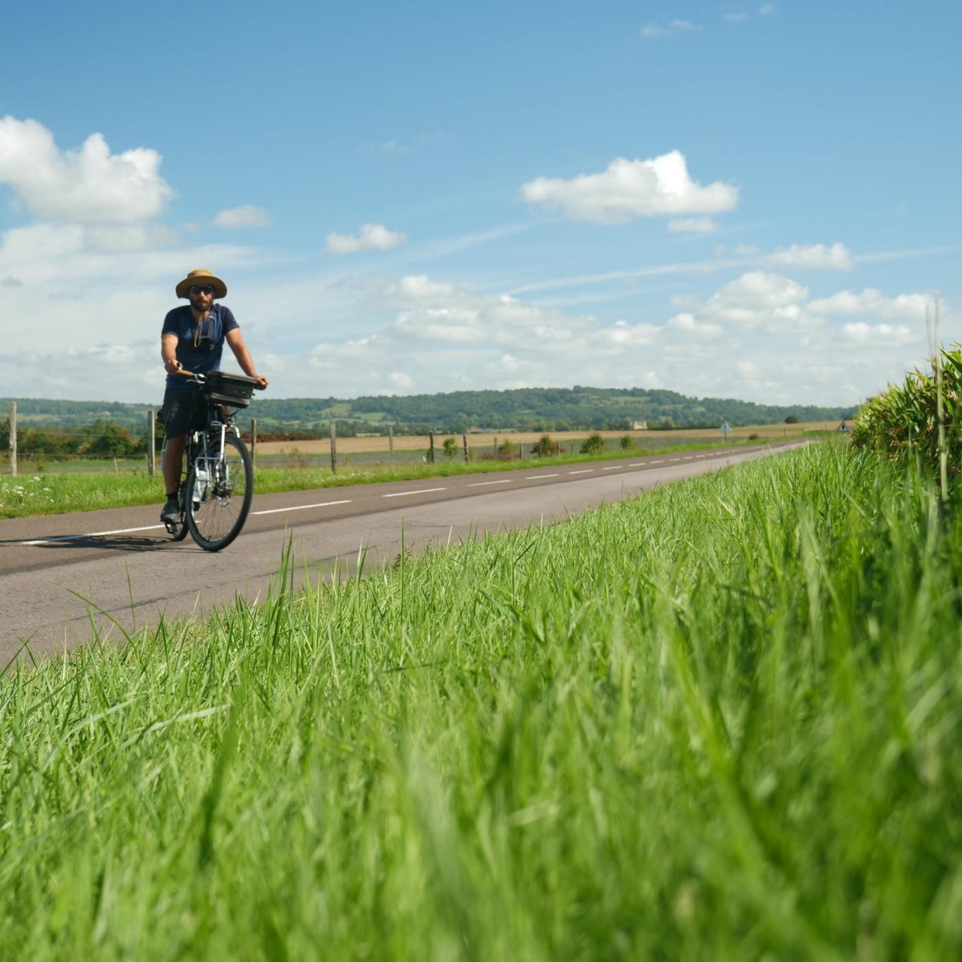 0404 - Globe Trotter - Tortuga : La France à vélo