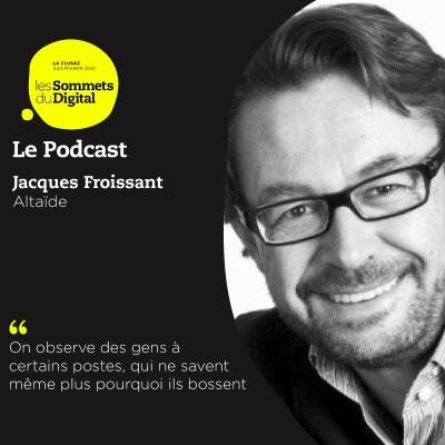 Jacques Froissant - Repenser le recrutement et les Ressources Humaines cover
