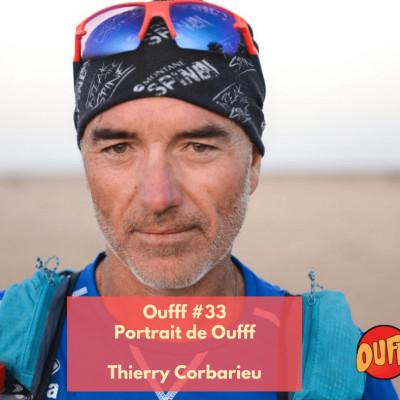 Oufff #33 - Portrait de Oufff - Thierry Corbarieu cover