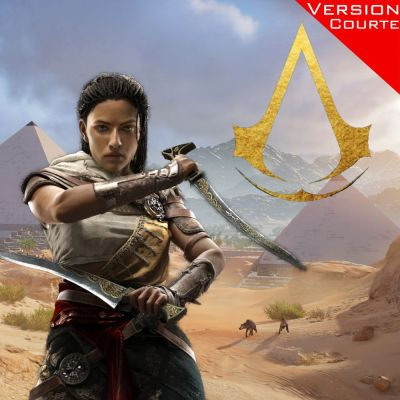 56 - Assassin's Creed Origins cover