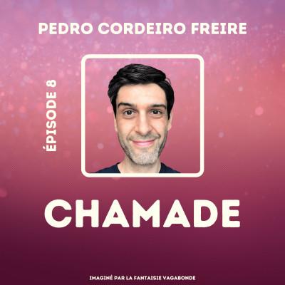 """#8 - Pedro Cordeiro Freire - """"C'est comme apprendre une nouvelle langue."""" cover"""