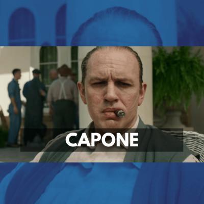 Capone cover