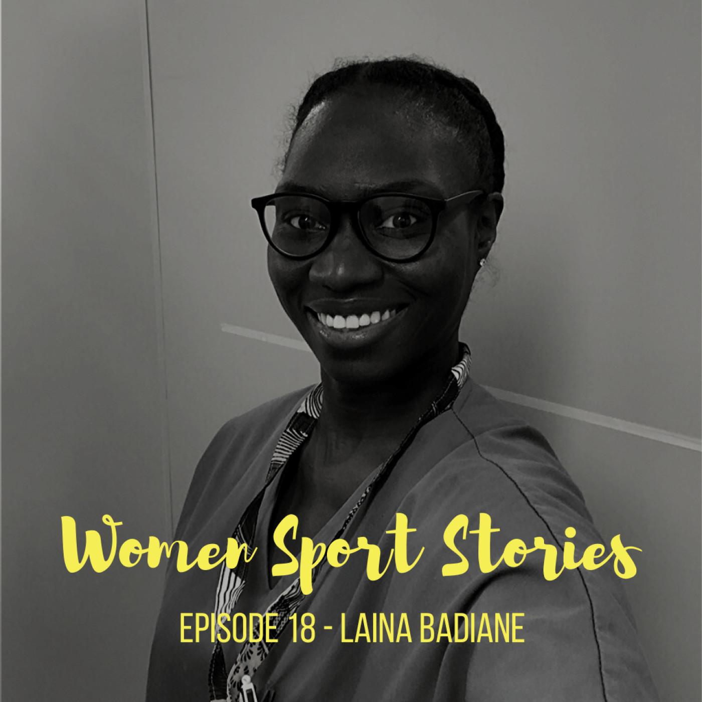 Episode 18 : Laina Badiane