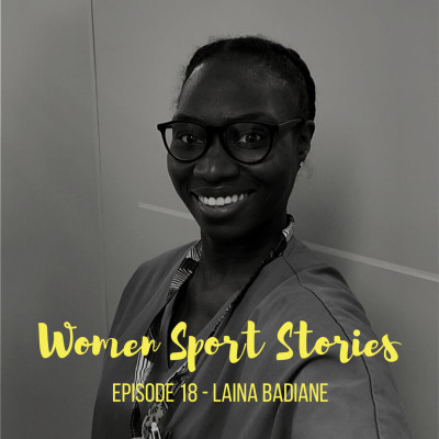 Episode 18 : Laina Badiane cover