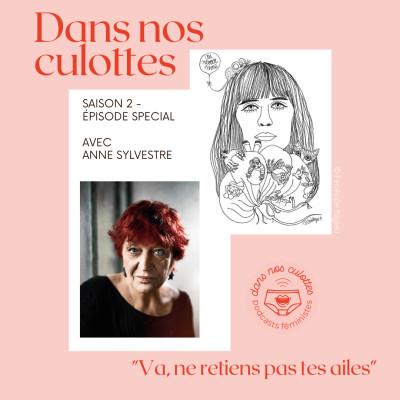 """""""Va, ne retiens pas tes ailes"""" avec Anne Sylvestre cover"""