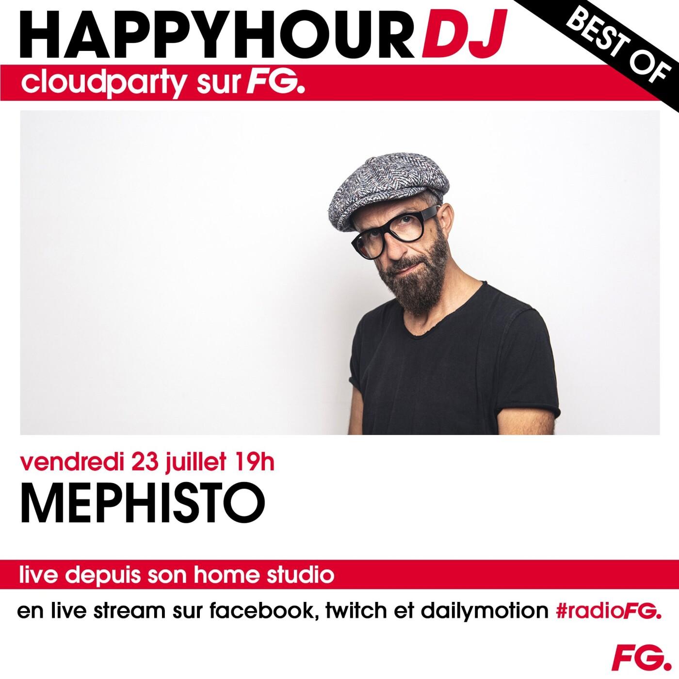 HAPPY HOUR DJ BEST OF : MEPHISTO