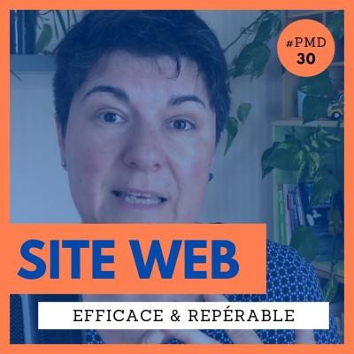 Comment créer un site web efficace et repérable (sur une toile innondée) ? cover