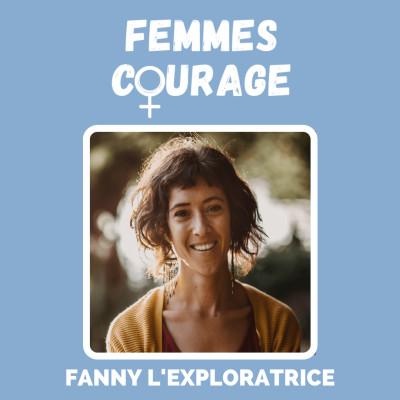 Épisode #17 - Fanny l'exploratrice cover
