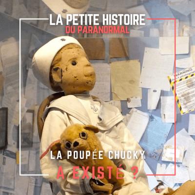 La poupée Chucky a-t-elle existé ? La Petite Histoire du Paranormal de Robert la Poupée cover