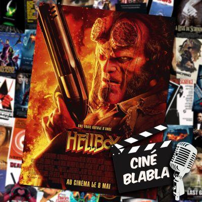 Cinéblabla S02E04 : Hellboy cover