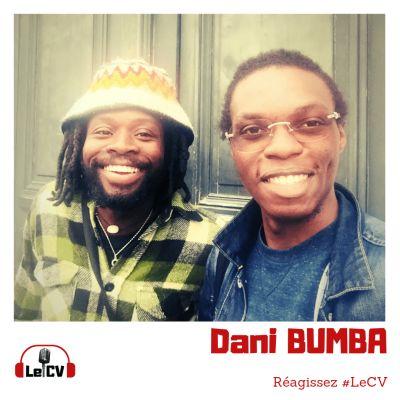 #10. Dani Bumba, le pompier du mot, logé dans le temps et assis sur le tempo.