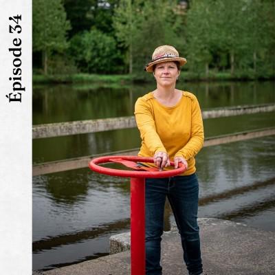#34 | Laëtitia Chorin - La pause fait partie de l'aventure cover