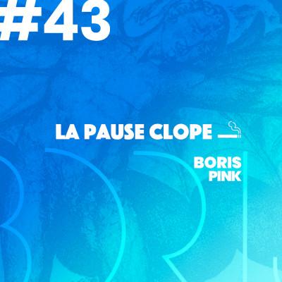 #LPC43 - Pink - Boris cover