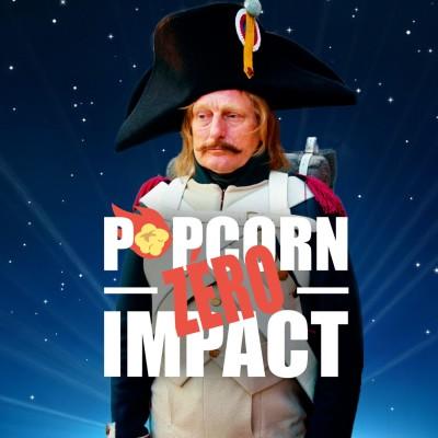 #033 - Popcorn Zero Impact - Napoléon de Kubrick cover