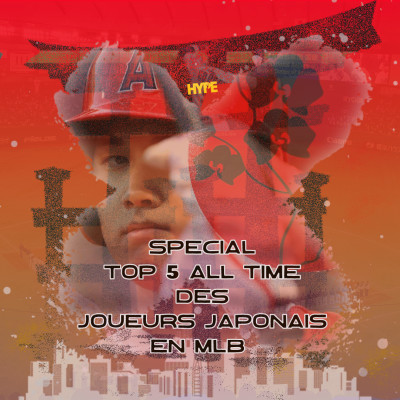 SPECIAL TOP 5 ALL TIME 5 DES JOUEURS  JAPONAIS EMLB cover