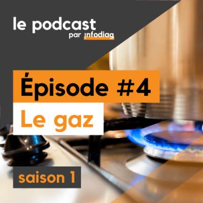 Le Gaz -  Les Diagnostics Immobiliers #4 cover